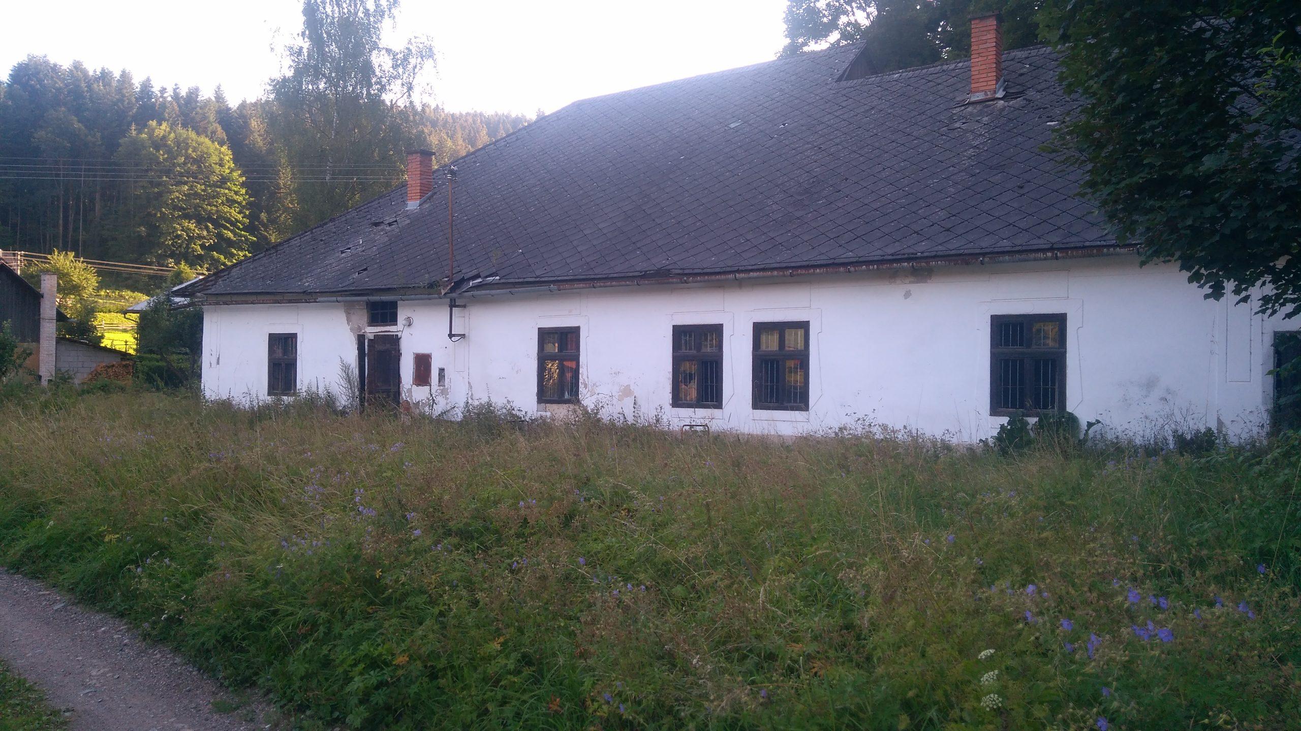 PREDANÉ – Rodinný dom, pozemok 4179 m2, Hnilčík, Spišská Nová Ves